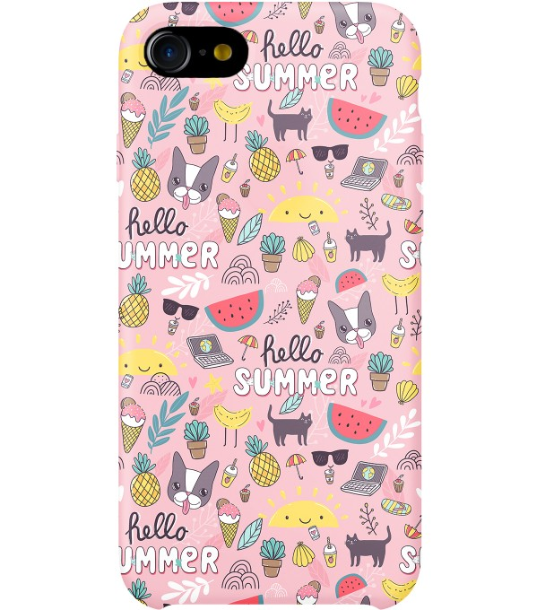 Sweet summer phone case Miniature 1