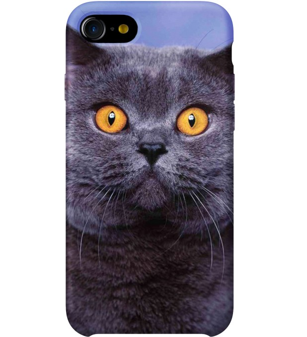 British Cat phone case Thumbnail 1