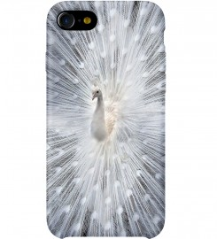 Mr. Gugu & Miss Go, White Peacock phone case аватар $i