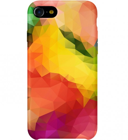 Colorful Geometric phone case Thumbnail 1