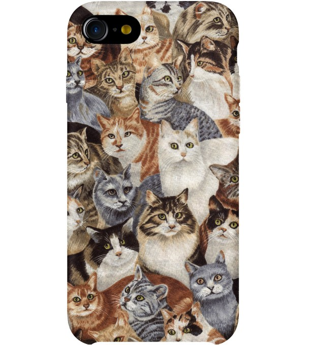 Cats phone case Thumbnail 1