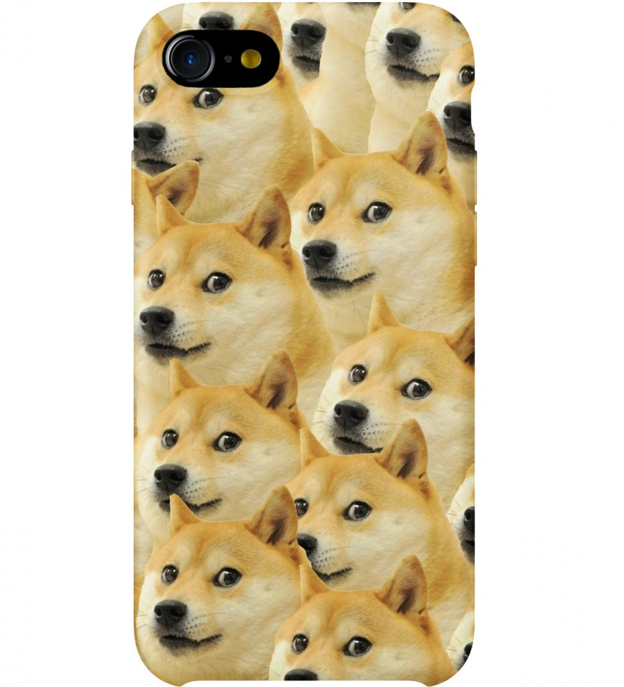 Mr. Gugu & Miss Go, Doge phone case Фотография $i