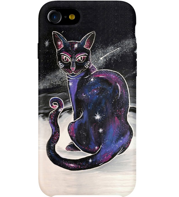 Galactic Cat phone case Thumbnail 1