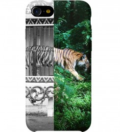 Mr. Gugu & Miss Go, Tiger Cage phone case аватар $i