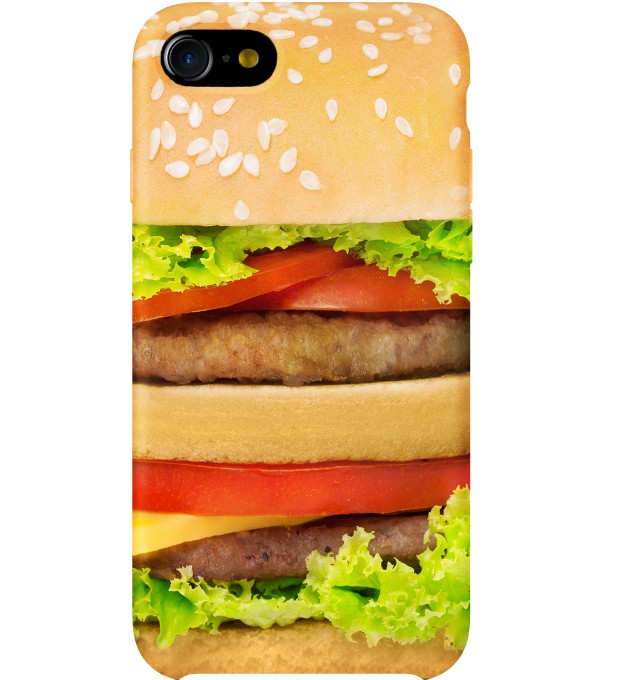 Hamburger phone case Thumbnail 1