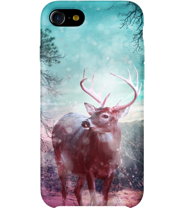Hipster Deer phone case Thumbnail 1
