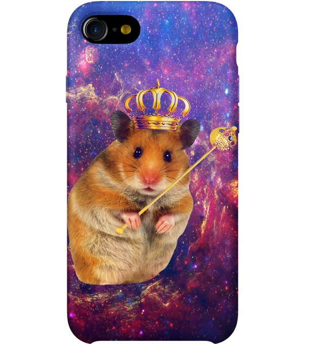King Hamster phone case Thumbnail 1