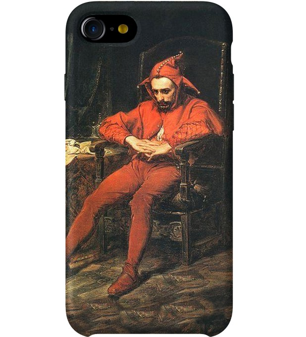 Thoughtful Clown phone case аватар 1