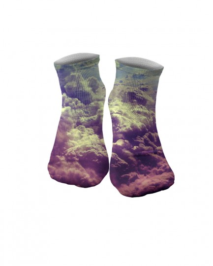 Clouds socks Thumbnail 1