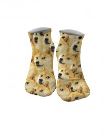 Mr. Gugu & Miss Go, Doge socks Thumbnail $i
