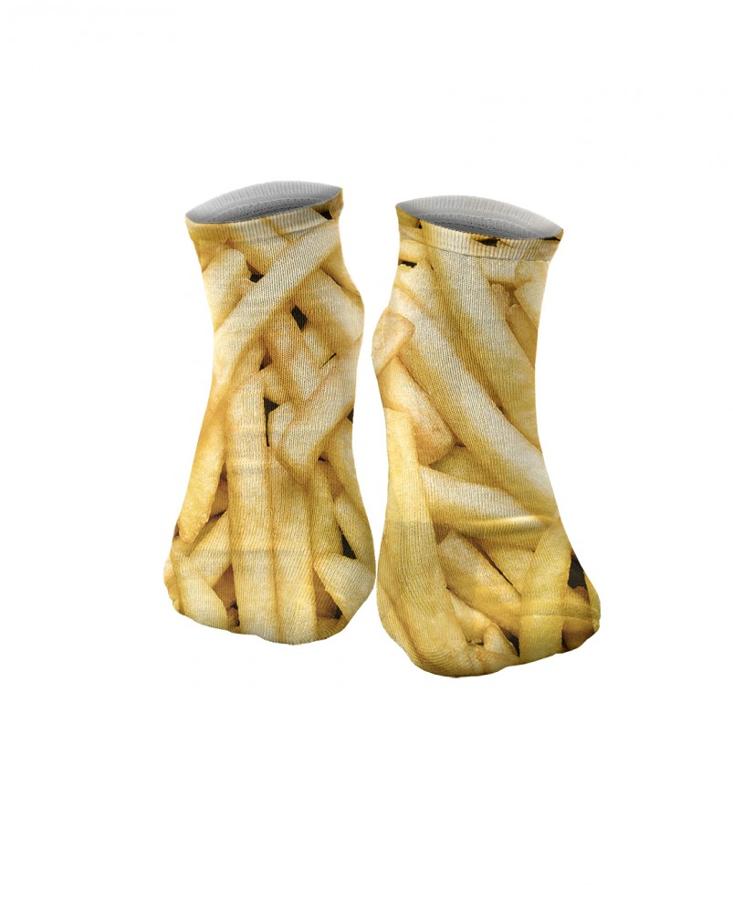 Mr. Gugu & Miss Go, Fries socks Фотография $i