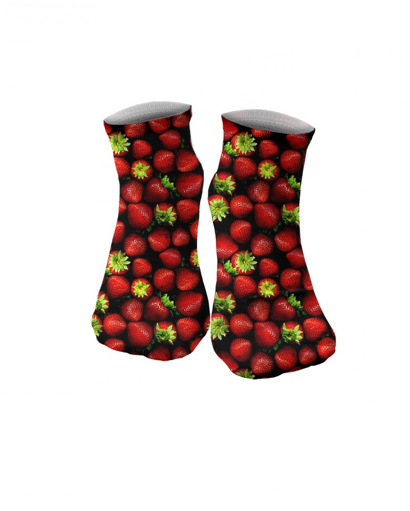 Mr. Gugu & Miss Go, Strawberries socks Фотография $i