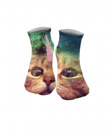 Mr. Gugu & Miss Go, Unicat chaussettes Miniature $i