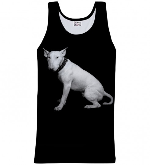 Bullterrier tank-top Miniature 1