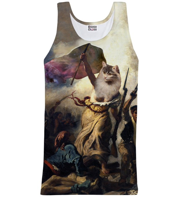 Cat Revolution tank-top Thumbnail 1