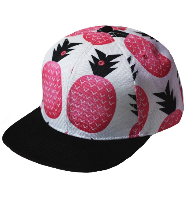 Pink pineapple cap аватар 1