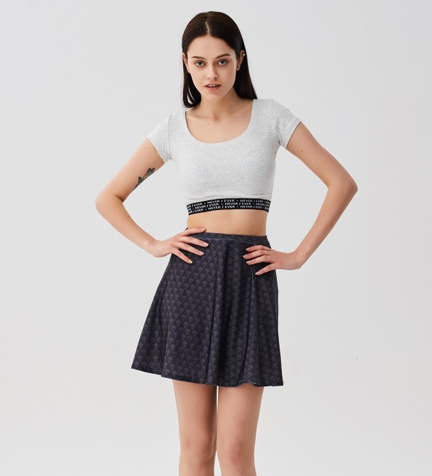 Punisher skater skirt Miniature 1