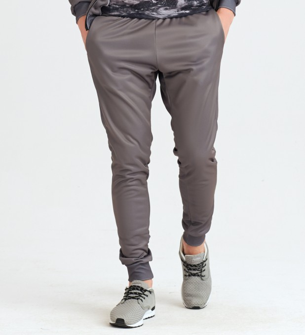 Dark Grey sweatpants Thumbnail 1
