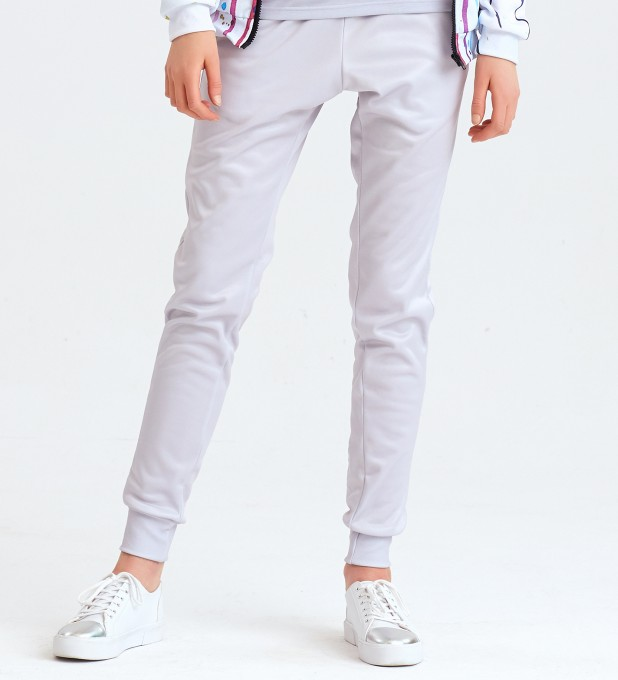 White sweatpants Thumbnail 1