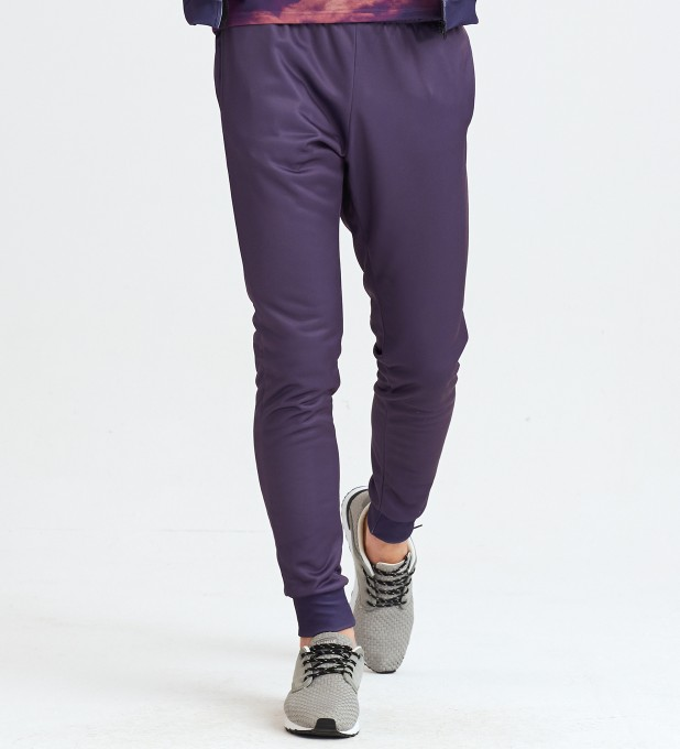 Dark Purple sweatpants аватар 1