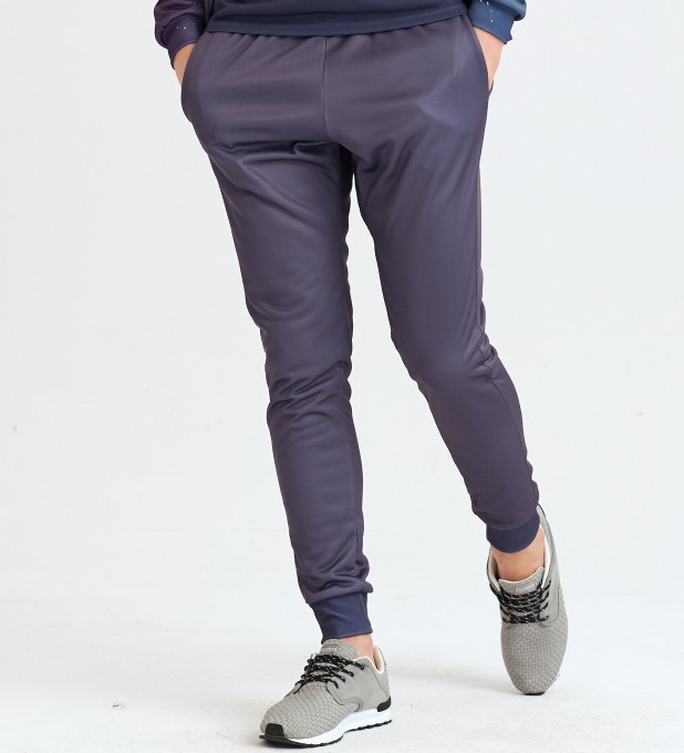 Dark Purple pantaloni Miniatura 1