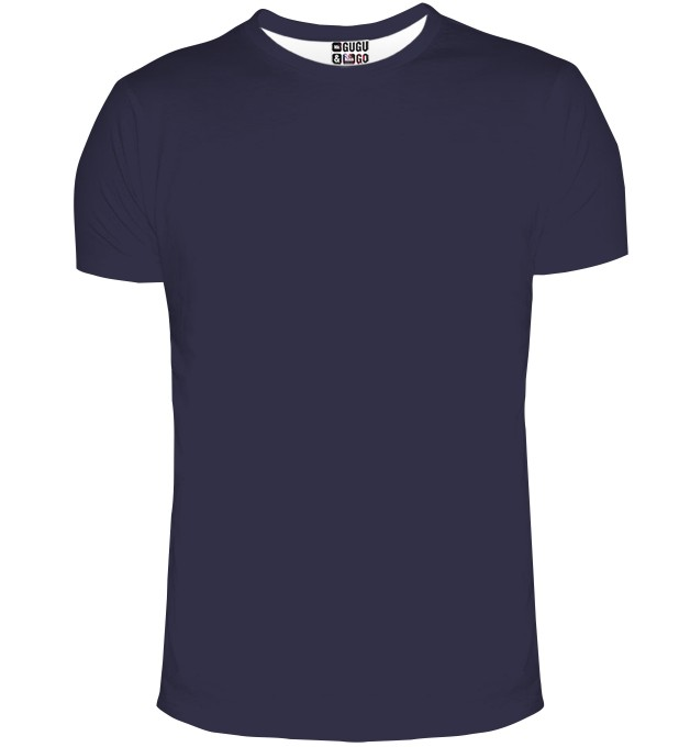 Dark Purple t-shirt Miniature 2