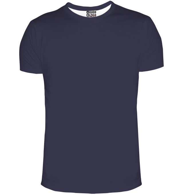 Dark Purple t-shirt Miniature 1
