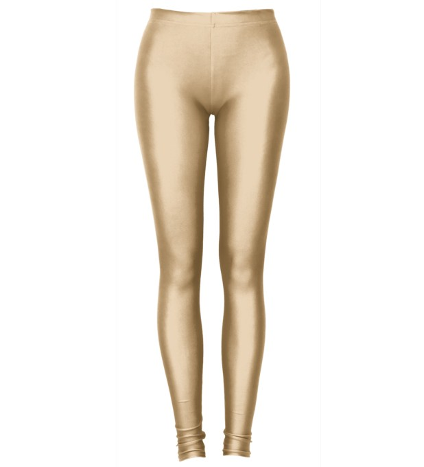 Creme leggings Miniature 2