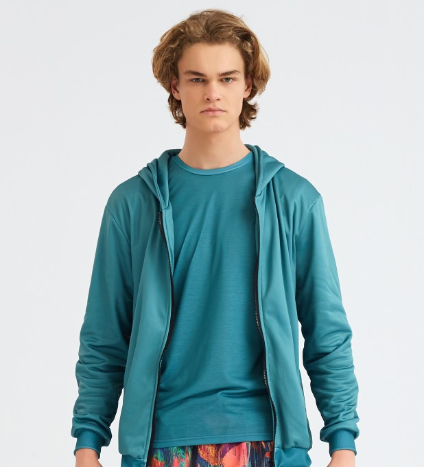 Turquoise hoodie аватар 1
