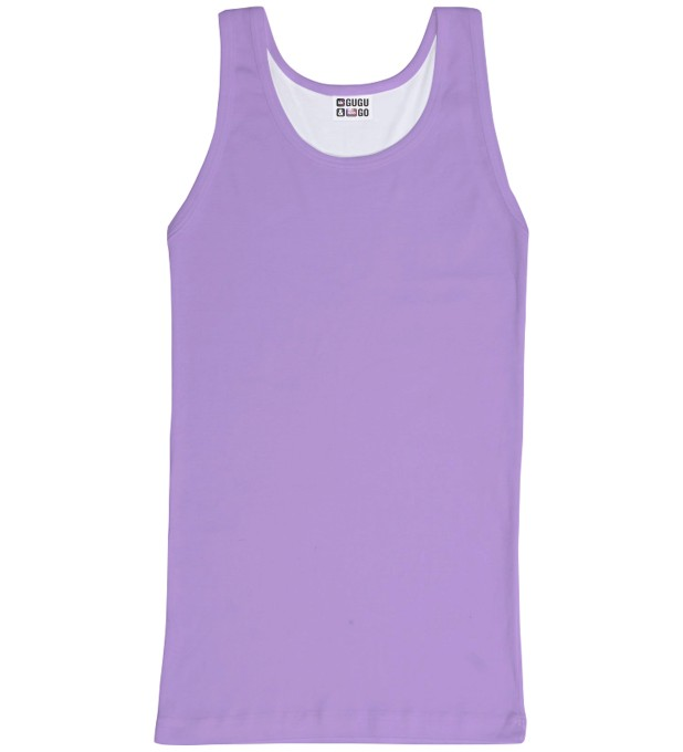 Violet tank-top Miniature 1