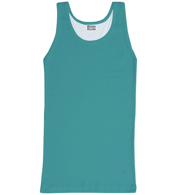 Turquoise tank-top аватар 2