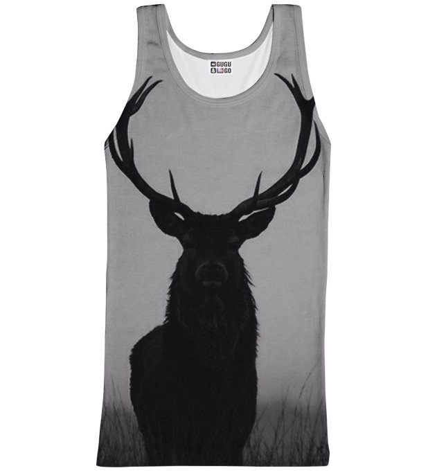 Wild deer tank-top Miniature 2