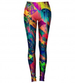 Mr. Gugu & Miss Go, Wet Paint leggings Miniature $i