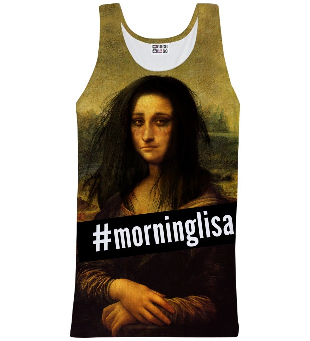 Morning Lisa tank-top Miniatura 1