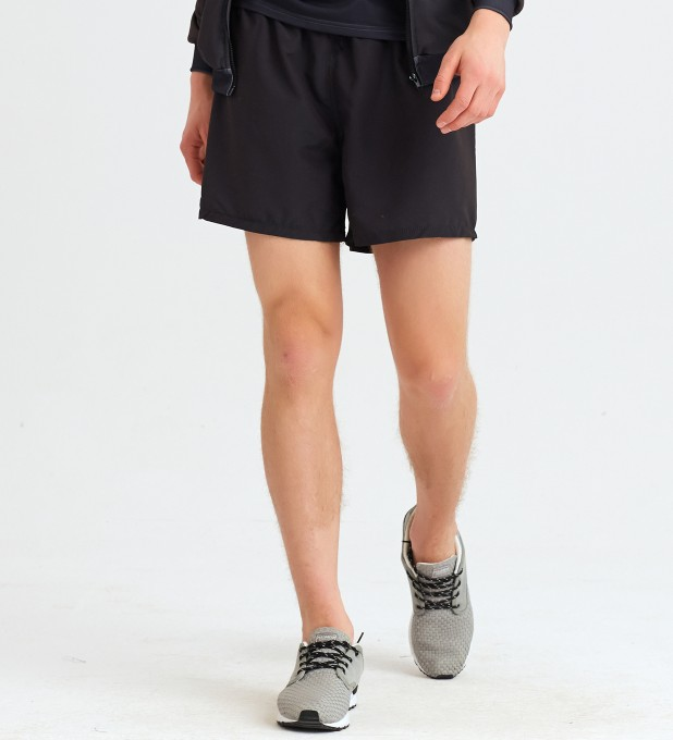 Black Les short de bain Miniature 1