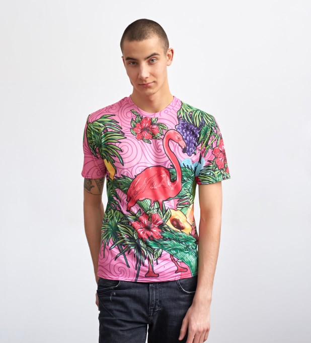Pink Flamingo t-shirt аватар 1
