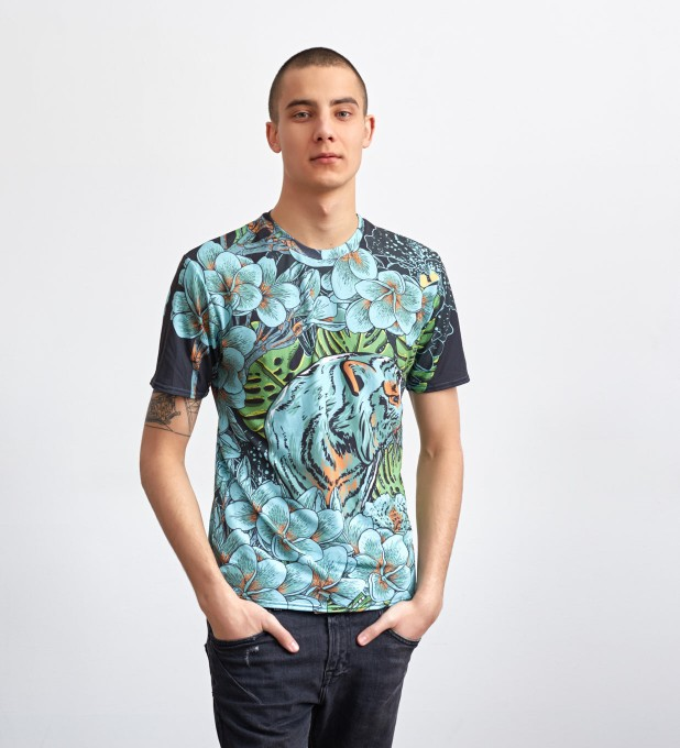 Green Tiger t-shirt аватар 1