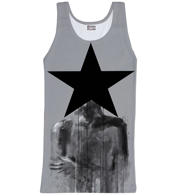 Black Star tank-top Thumbnail 1