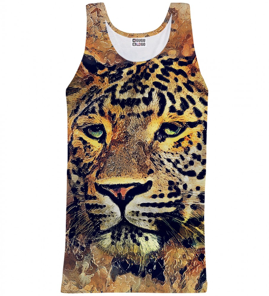 Mr. Gugu & Miss Go, I can see you! tank-top Imagen $i