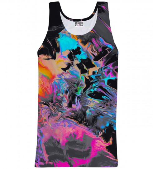 Space colours tank-top Miniatura 1