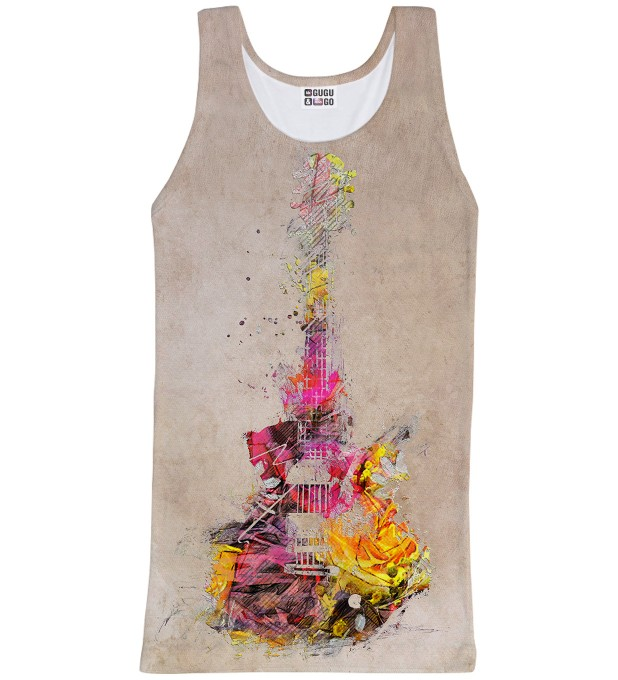 Tank-top ze wzorem Sounds of color Miniatury 1