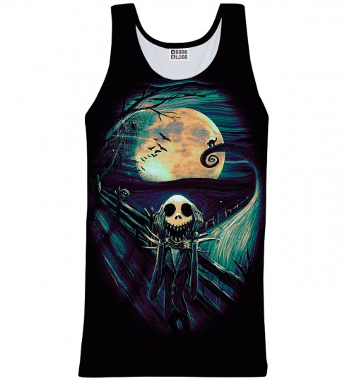Skellington tank-top Miniatura 1