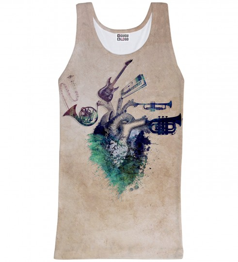 Orchestra tank-top Miniature 1