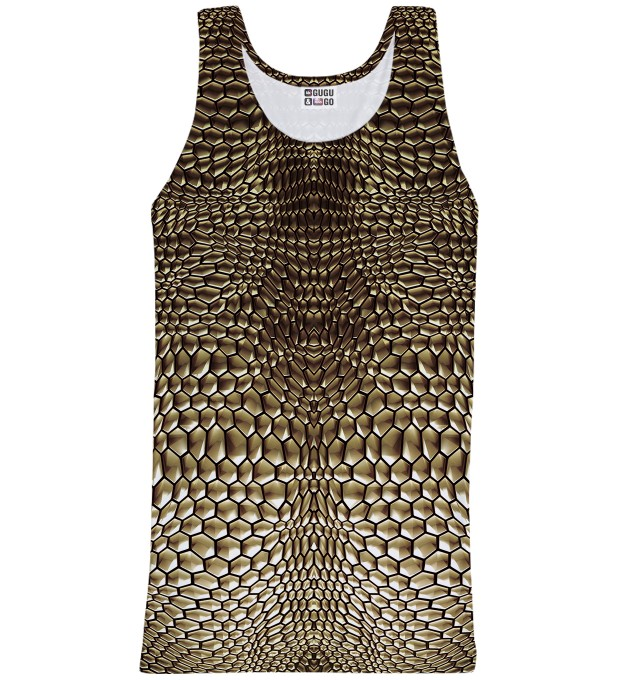 Golden armor tank-top аватар 1