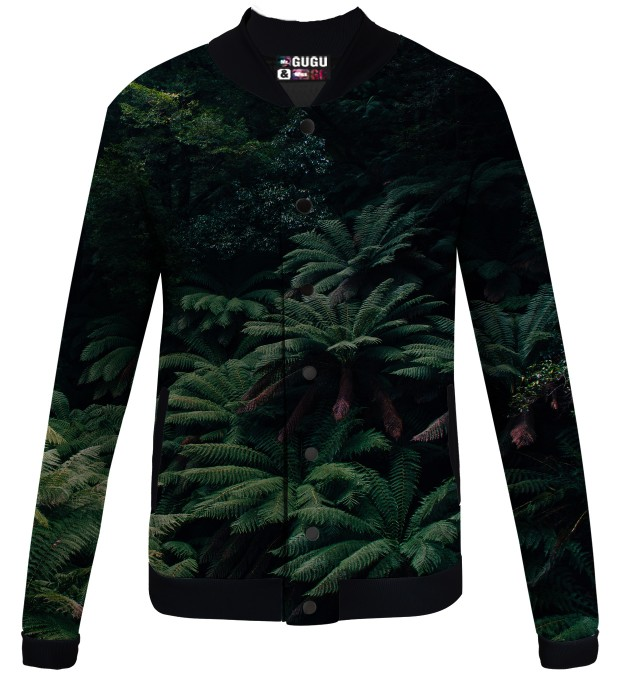Jungle veste de baseball Miniature 1