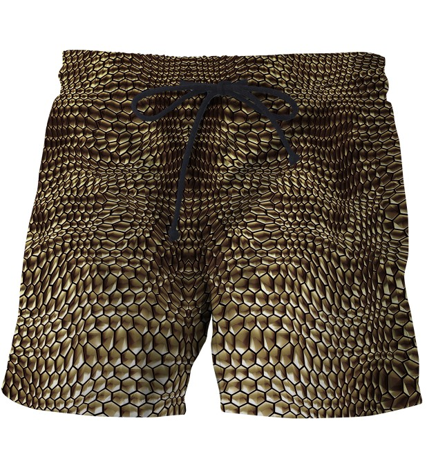 Golden armor swim shorts аватар 1