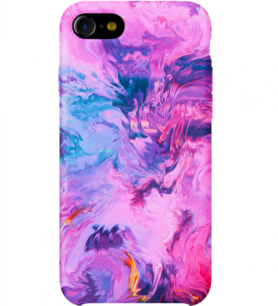 Mr. Gugu & Miss Go, Modern Painting Phone Case Фотография $i
