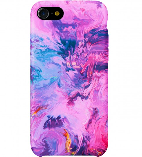 Modern Painting Phone Case Miniature 1