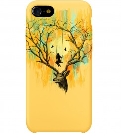 Mr. Gugu & Miss Go, Deer Fantasies Phone Case аватар $i