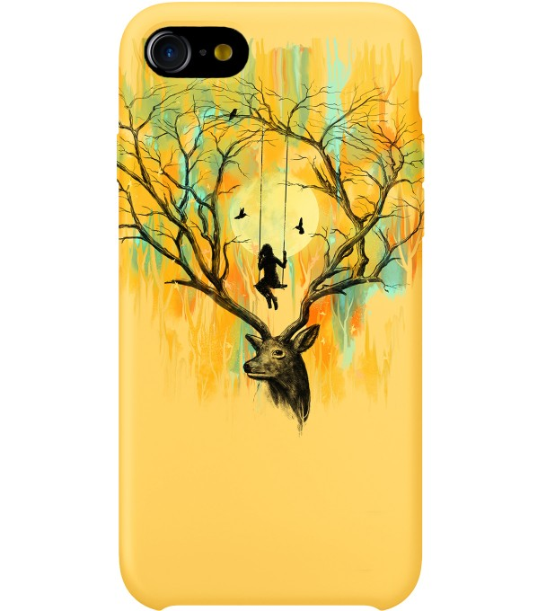 Deer Fantasies Phone Case Miniature 1